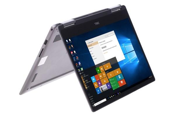 Laptop Dell Inspiron 7373 i5 8250U/8GB/256GB/Office365/Win10 (C3TI501OW)