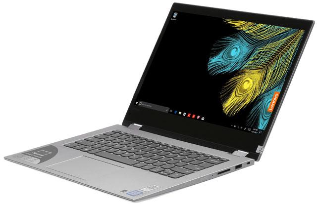 Cấu hình laptop 2 trong 1 Lenovo IdeaPad Yoga 520
