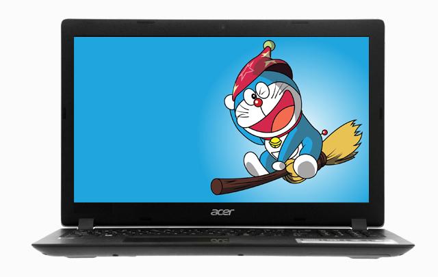 Acer Aspire A315 51 53ZL i5 7200U - Màn hình 15.5 inch lớn