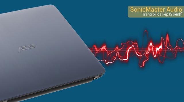 Âm thanh Sonic Master độc quyền