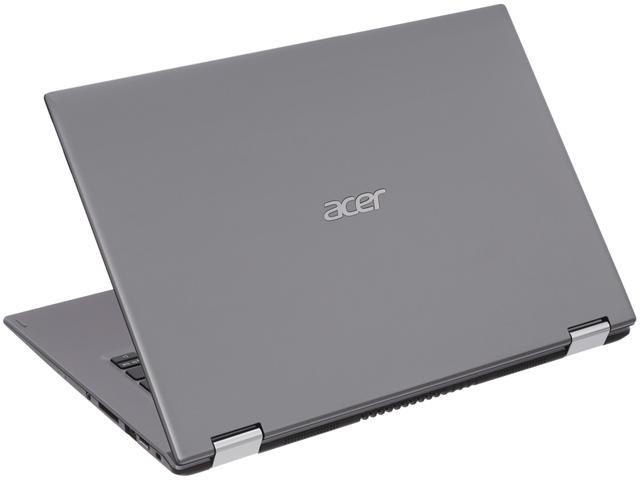Thiết kế, kiểu dáng tùy cơ ứng biến của laptop 2 trong 1 Acer Spin 3