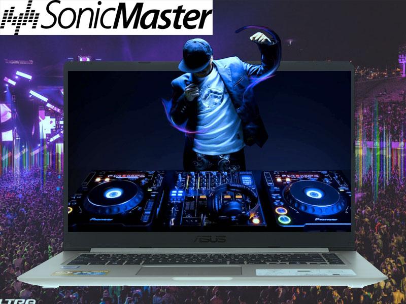 Công nghệ âm thanh trên Laptop Asus VivoBook X510UA