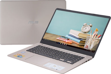 Laptop Asus X510UA i3 7100U/4GB/1TB/Win10/(BR650T)