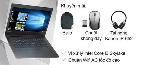 Lenovo Ideapad 320 14ISK i3 6006/4GB/500GB/Win10/(80XG0083VN)