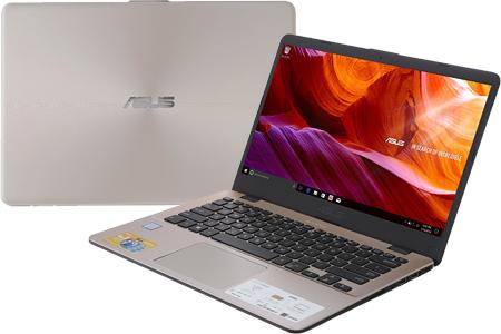 Laptop Asus VivoBook X405UA i3 7100U/4GB/1TB/Win10/(EB785T)