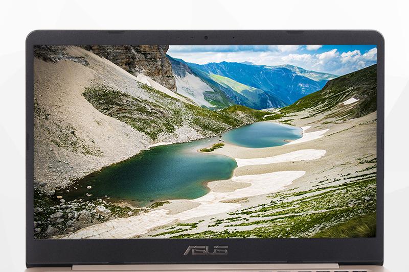 Laptop Asus S410UA - Viền màn hình siêu mỏng | Thegioididong