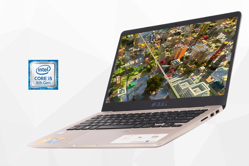 Laptop Asus S410UA - Cấu hình mạnh mẽ | Thegioididong