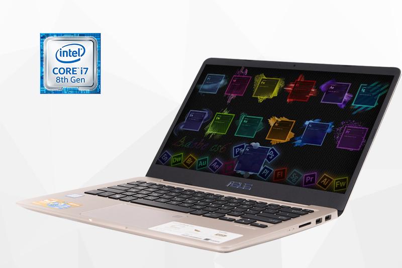 Máy tính xách tay Asus S410UA - Hiệu năng mạnh mẽ | Thegioididong