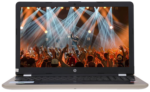 Laptop HP 15 BS768TX (3VM55PA) CORE I7 8550U 4G 1T VGA 4G AMD 530 FULL HD WIN 10