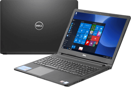 Laptop Dell Vostro 3568 i3 6006U/4GB/1TB/Win10/(VTI3027W)