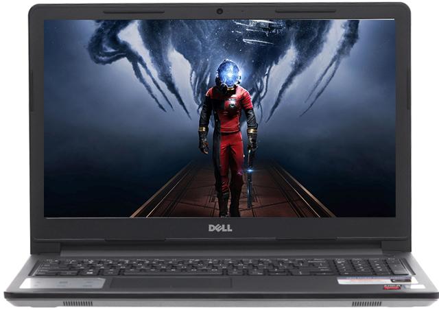 Dell Inspiron 3567 màn hình rộng trải nghiệm giải trí hoàn hảo