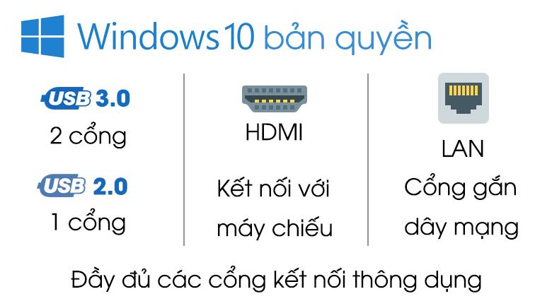 Laptop HP 15 Bs641TU N3710 4GB 500GB Win10 3MT73PA
