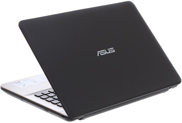 Thiết kế máy đơn giản phổ thông trên laptop giá rẻ Laptop Asus VivoBook X441UA i3 6100U