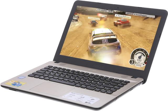 Cấu hình phù hợp với thao tác sử dụng nhẹ nhàng trên laptop giá rẻ Laptop Asus VivoBook X441UA i3 6100U