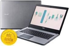 Acer Aspire E5 476 i3 8130U/4GB/500GB/Win10/(NX.GWTSV.002) Xám