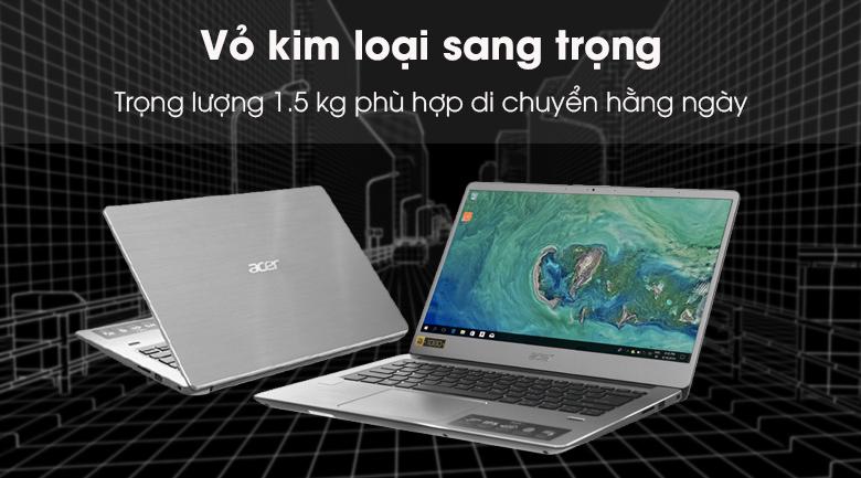 Acer Swift 3 SF314 54 51QL i5 8250U (NX.GXZSV.001)