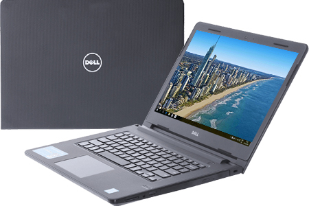 Laptop Dell Vostro 3468 i3 6006U/4GB/500G/Win10/(70142649)