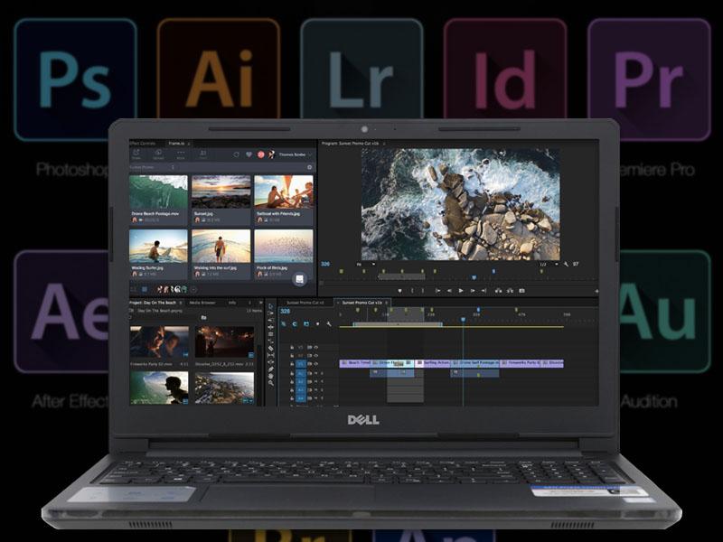 Cấu hình mạnh mẽ trên máy tính xách tay Dell Inspiron 3576 i5 8250U