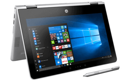 HP Pavilion X360 ad032TU i3 7100U/4GB/500GB/Win10/(3MS14PA)