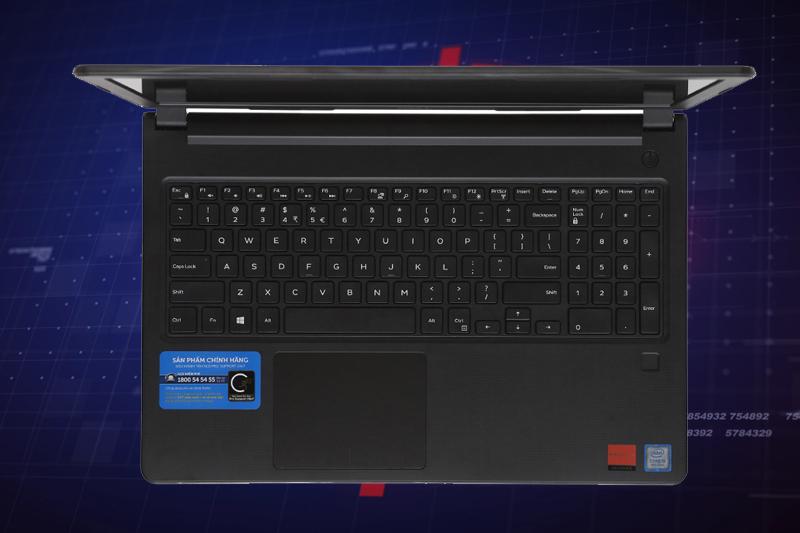 Bàn phím fullsize của Máy tính xách tay Dell Vostro 3578