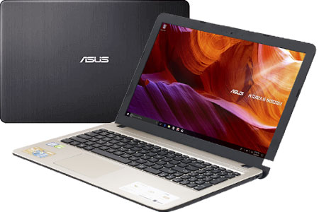 Laptop Asus VivoBook X540UB i3 6006U/4GB/1TB/MX110 2GB/Win10/(DM024T)