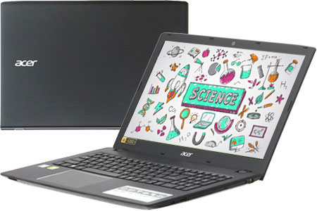 Laptop Acer Aspire E5 576G 7927 i7 7500U/4GB/500GB/2GB 940MX/Win10/(NX.GTZSV.008)