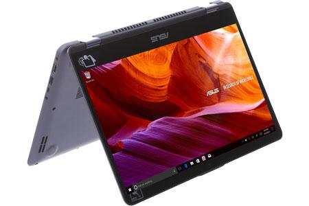 Asus VivoBook TP410UA i3 7100U/4GB/1TB/Win10/(EC228T)
