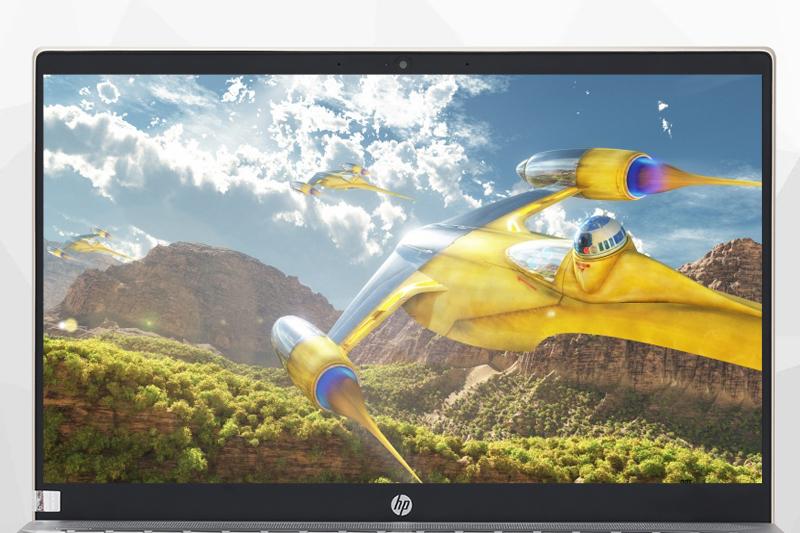 Màn hình của laptop HP Pavilion 15 cs0018TU i5 8250U