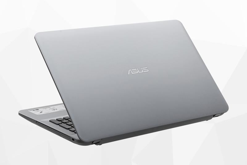 Laptop Asus X541UA i3 - Thiết kế máy đơn giản, phổ thông | thegioididong