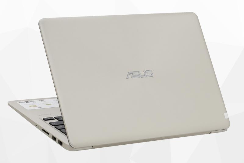 Máy tính xách tay Asus A411UA i5 8250U - Thiết kế tinh tế