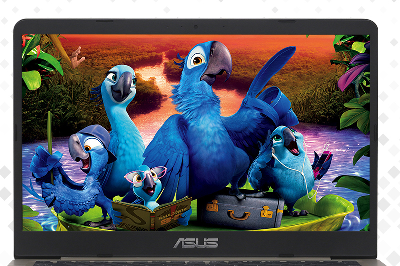 Laptop Asus S410UA i3 8130U - Màn hình 14 inch vừa đủ | Thegioididong