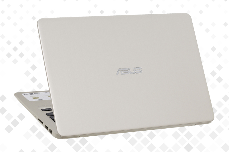 Laptop Asus S410UA i3 8130U - Thiết kế sang trọng | Thegioididong