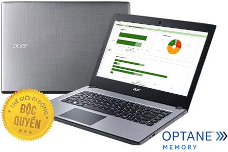 Acer Aspire E5 476 50SZ i5 8250U/4GB+16GB/1TB/Win10 (NX.H33SV.001)