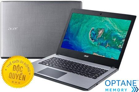 Laptop Acer Aspire E5 476 50SZ i5 8250U/4GB/1TB/Win10/(NX.H33SV.001)