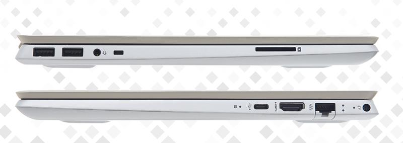 Máy tính xách tay HP Pavilion 14 ce0021TU - Cổng kết nối   Thegioididong