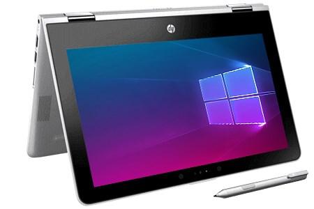 HP Pavilion X360 ad104TU i3 8130U/4GB/500GB/Win10/(4MF13PA)