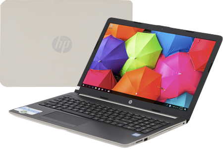 Laptop HP 15 da0058TU i5 8250U/4GB/1TB/Win10/(4NA92PA)