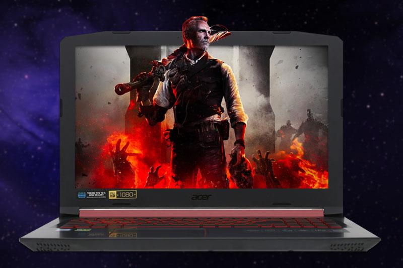 Cấu hình đạm chất laptop gaming Acer Nitro 5 AN515 52 70AE