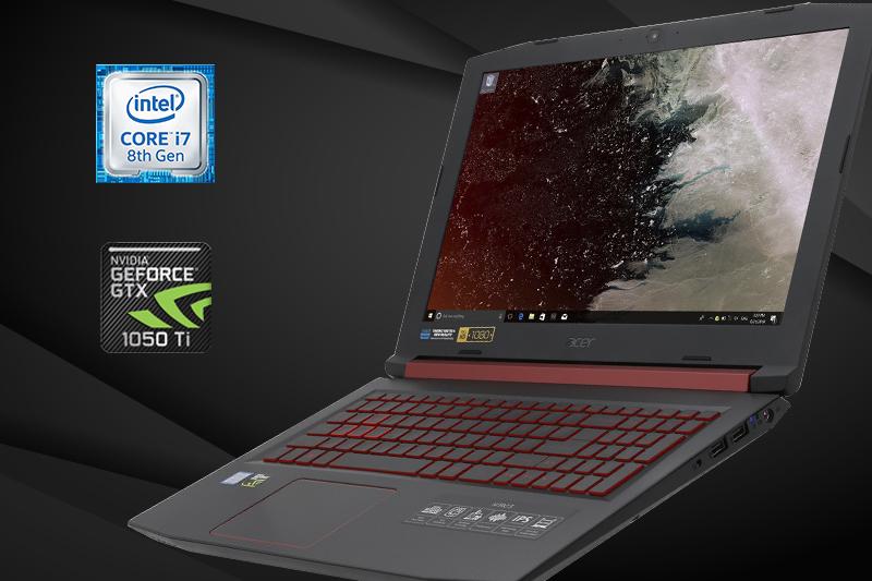 Hiệu năng trên Laptop gaming Acer Nitro 5 AN515 52 70AE