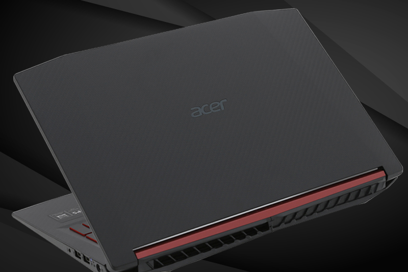 Thiết kết trên Laptop gaming Acer Nitro 5 AN515 52 70AE
