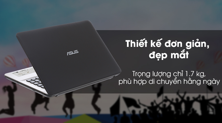 Asus VivoBook X441MA N5000 (GA004T)