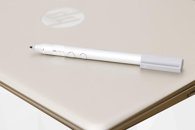 Laptop HP Pavilion x360 ba080TU - Bút cảm ứng tiện lợi | Thegioididong