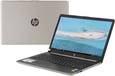 Laptop HP 15 da0036TX i7 8550U/4GB/1TB/2G MX130/Win10/(4ME78PA)