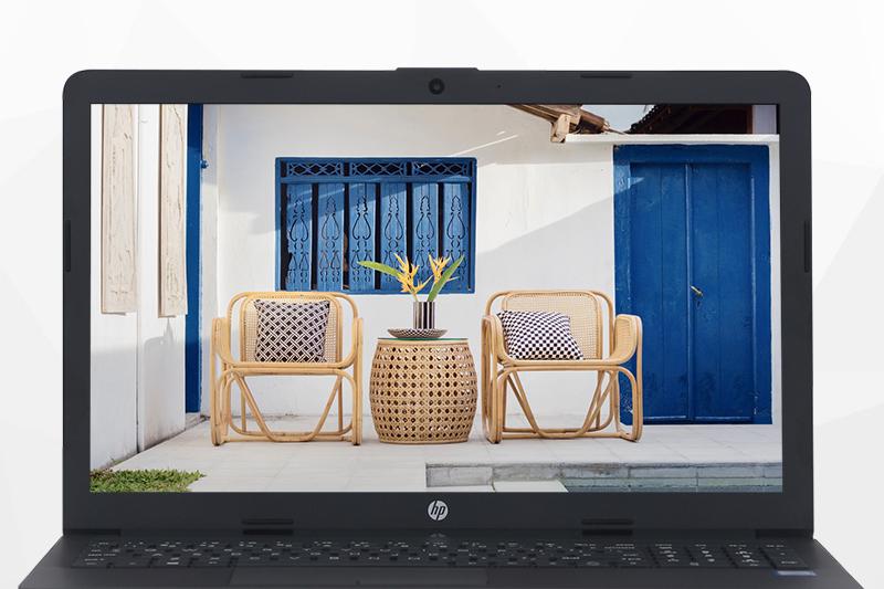 Laptop HP 15 da0055TU - Màn hình lớn, thoải mái làm việc học tập | Thegioididong