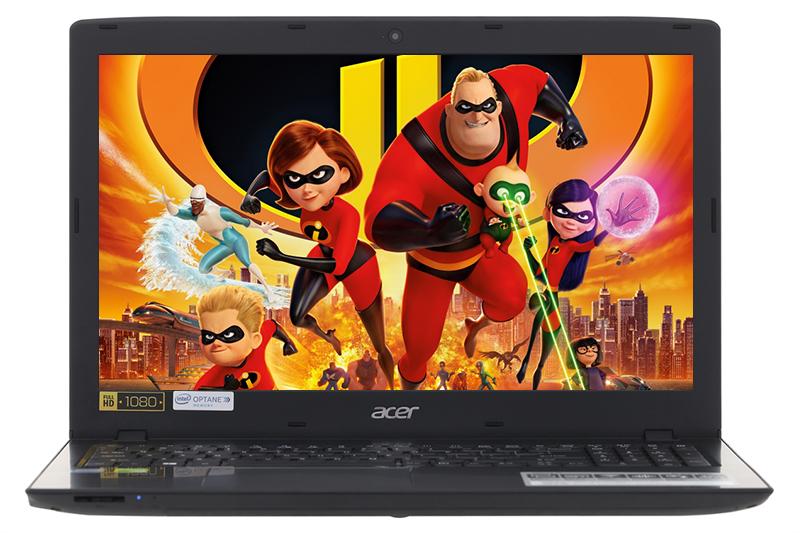 Laptop Intel Optane Acer Aspire E5 576G 88EP - Màn hình Full HD | Thegioididong