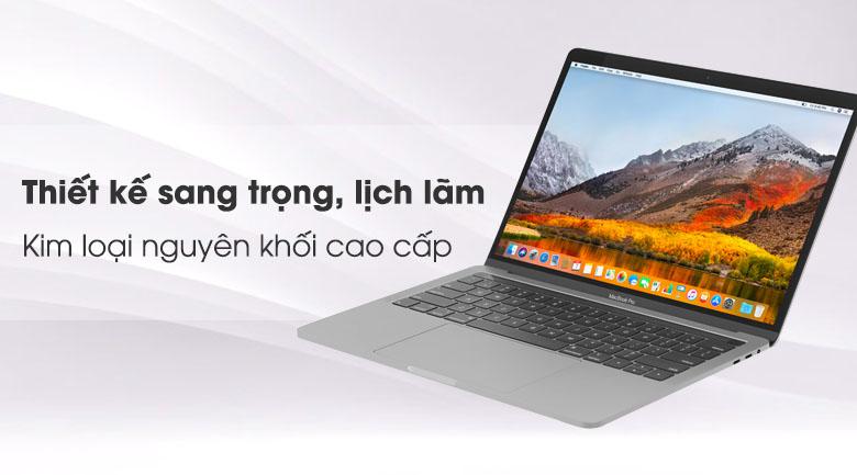 Macbook Pro 2018 13 inch Touchbar MR9Q2SA/A Chính hãng 09/2019