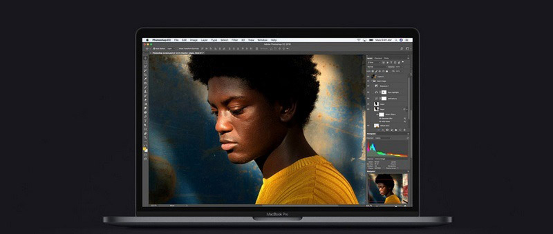 Laptop Apple Macbook Pro Touch MR9Q2SA - Xử lý đồ họa chuyên nghiệp | Thegioididong
