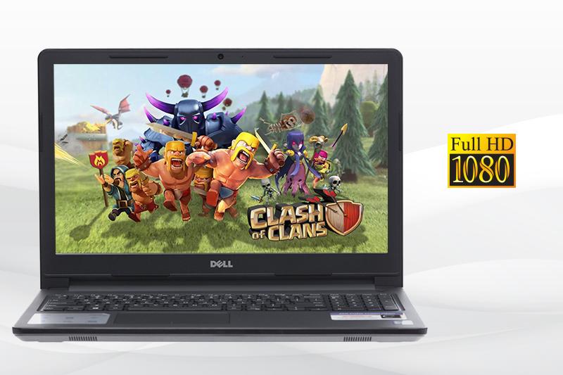 Laptop Dell Inspiron 3576 - Màn hình 15.6 inch lớn hơn | DienmayXANH