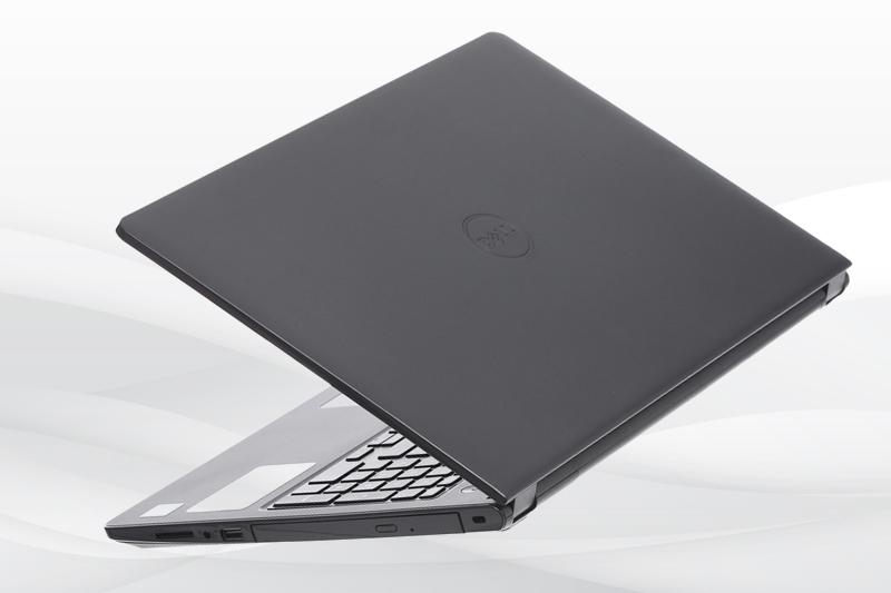 Laptop Dell Inspiron 3576 - Thiết kế cứng cáp tông đen mạnh mẽ | DienmayXANH