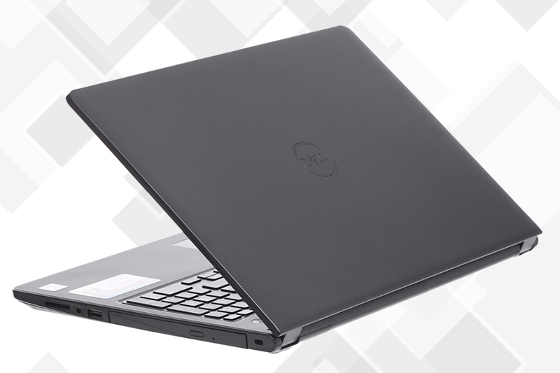 Laptop Dell Inspiron 3576 - Thiết kế cứng cáp   Thegioididong